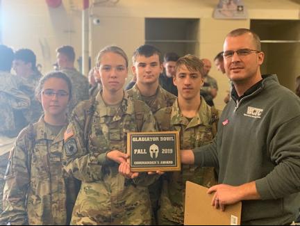 Commanders Award