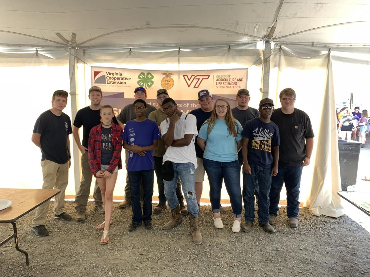 Forestry Judging State Fair 2019