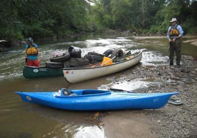 Flotsam Flotilla river cleanup set Saturday