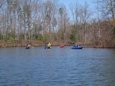 DRBA to paddle Mayo Lake Oct. 5