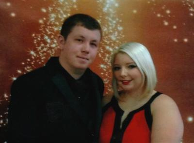 Lauren Brooke Albertson and Ian James Morgan