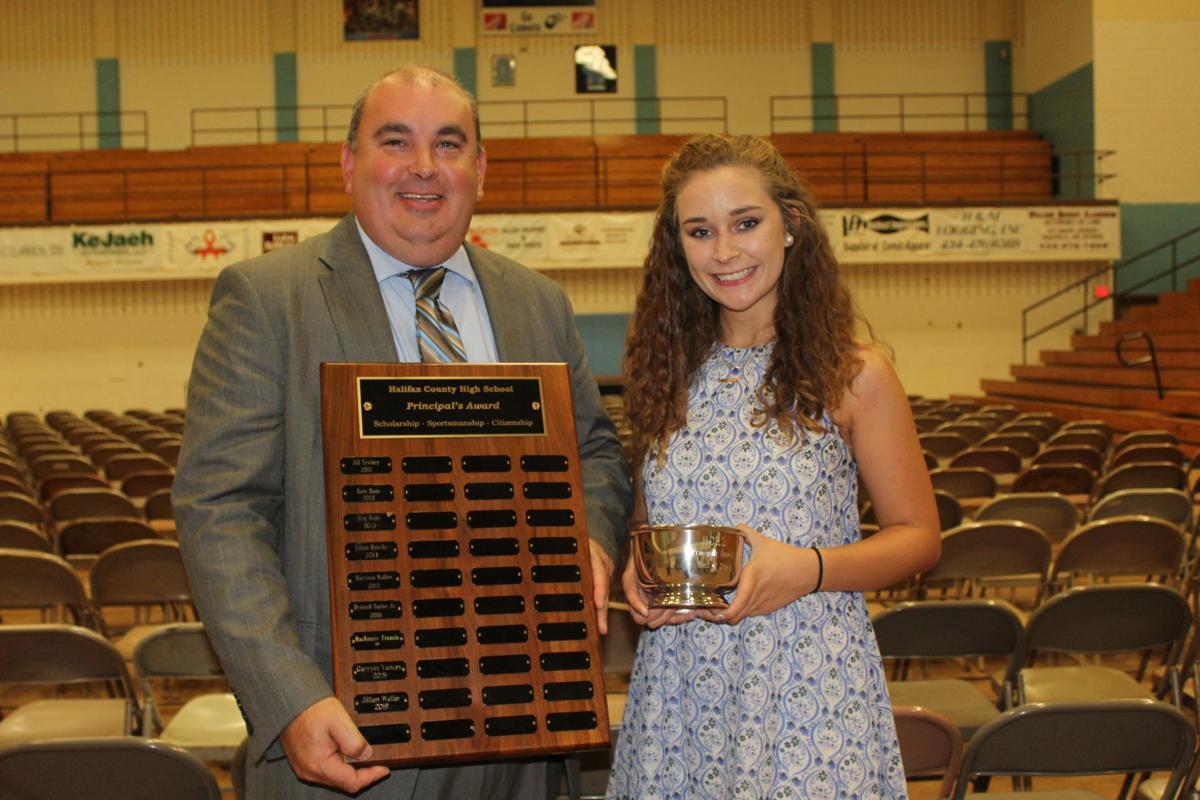 Principals Award Waller