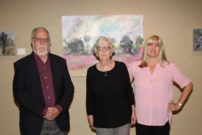 Cage Gallery hosts artist Trish Owen