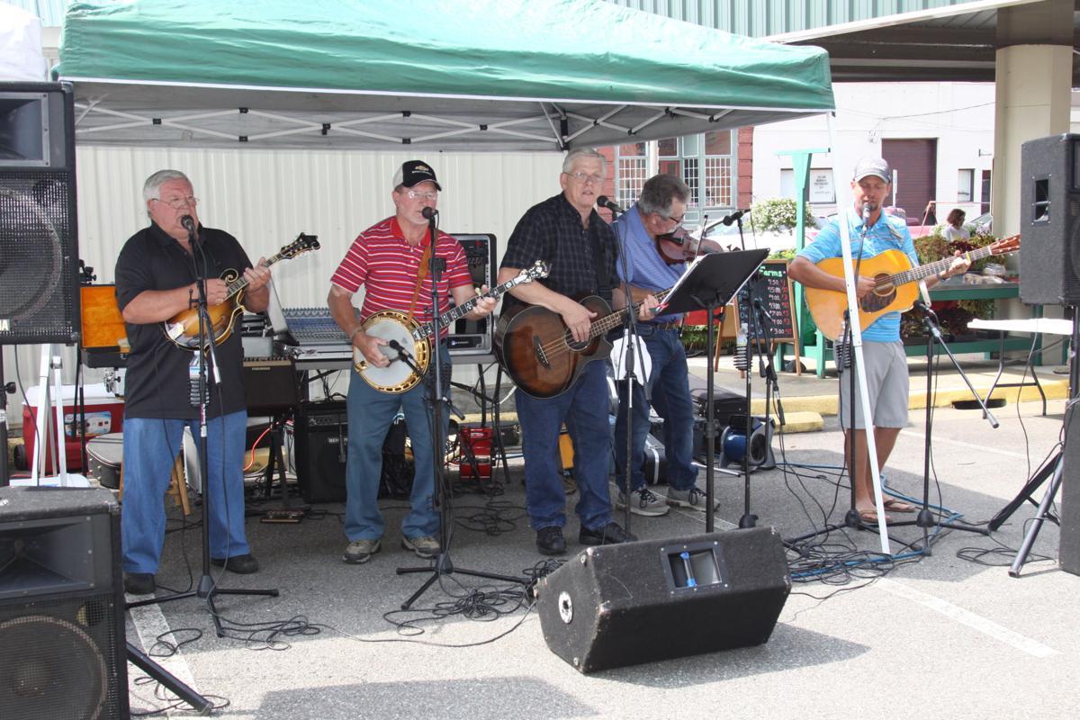 Bluegrass Five