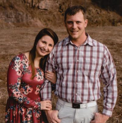 Priscilla Dawn Fisher and Allen Michael Rohrer