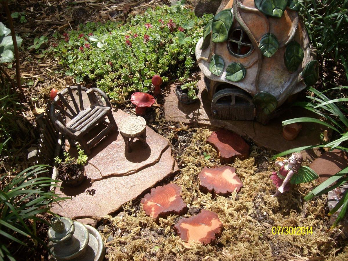 Master Gardeners to help create outdoor fairy gardens Oct.1 ...
