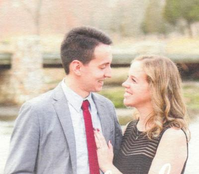 Tyler Paige Harris and Anthony Jordan Hunt to speak vows
