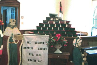 'Community Living Christmas Tree'
