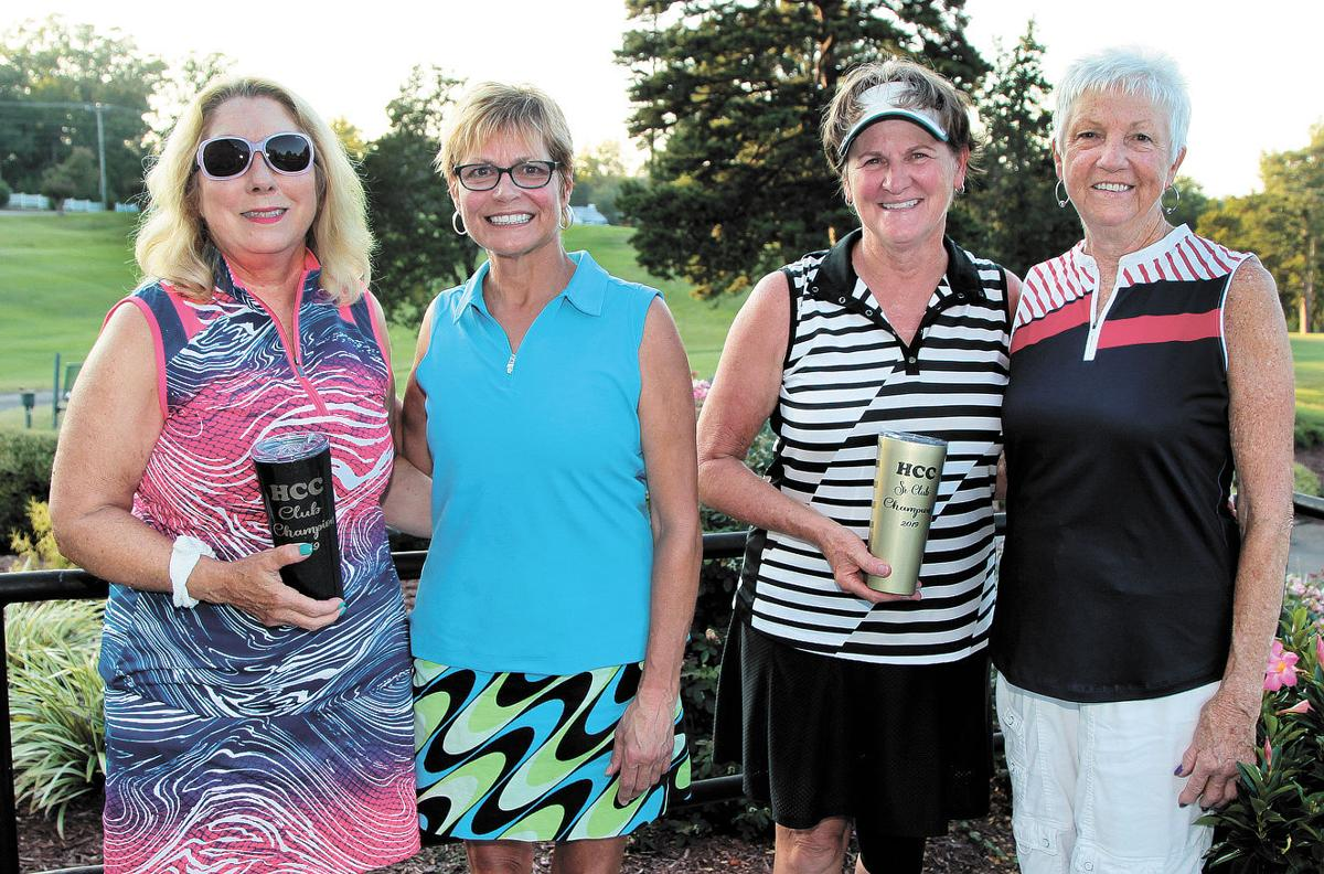 Burton wins HCC ladies championship