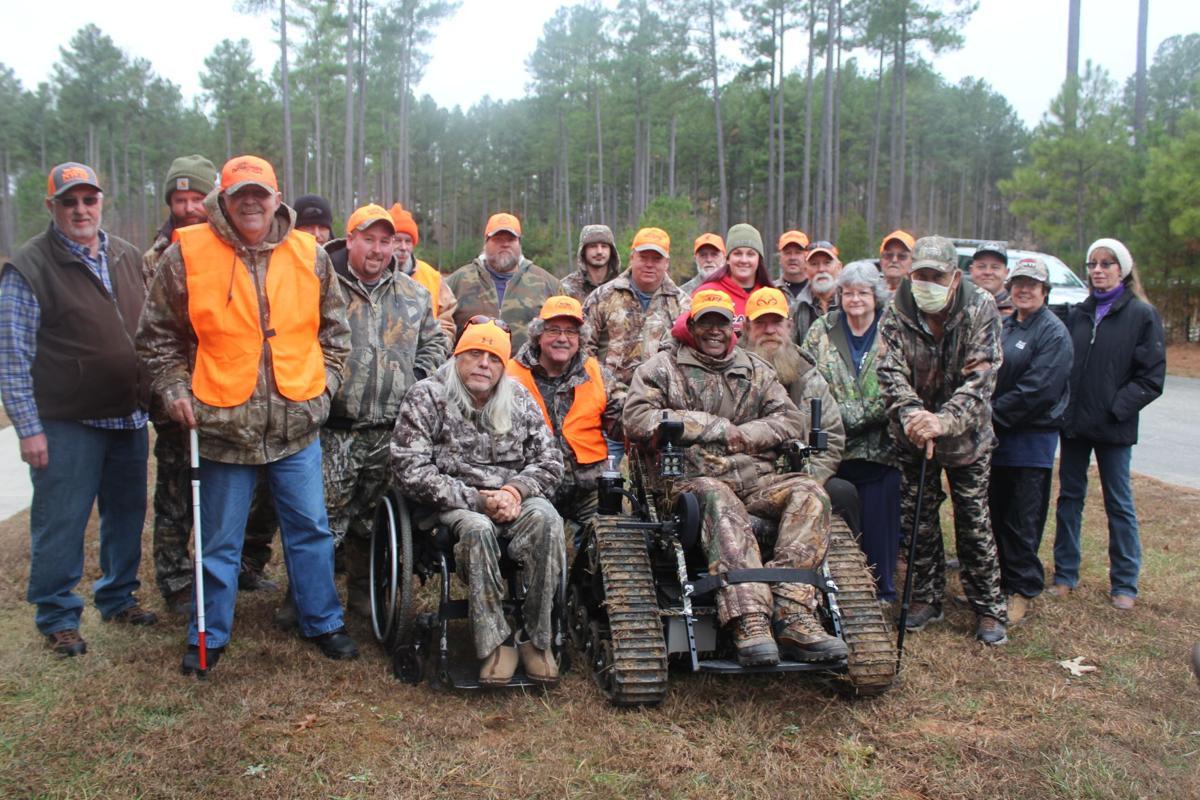 Wheelin' Sportsmen hunters