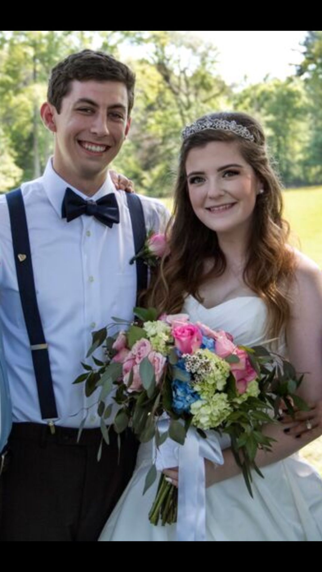 Mr. and Mrs. Brice Hornsby