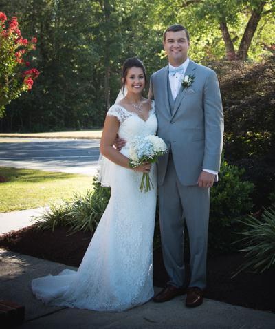 Mr. and Mrs. Brandon Wayne Johnson