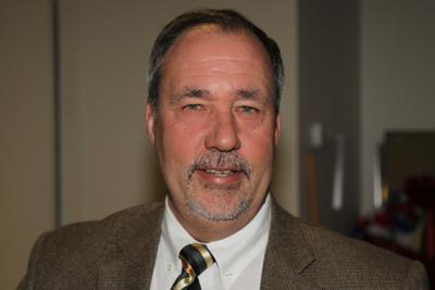 Halifax County Service Authority Director Mark Estes