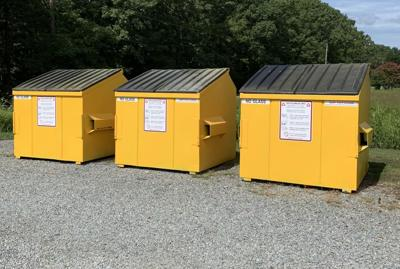 County recycling begins Monday