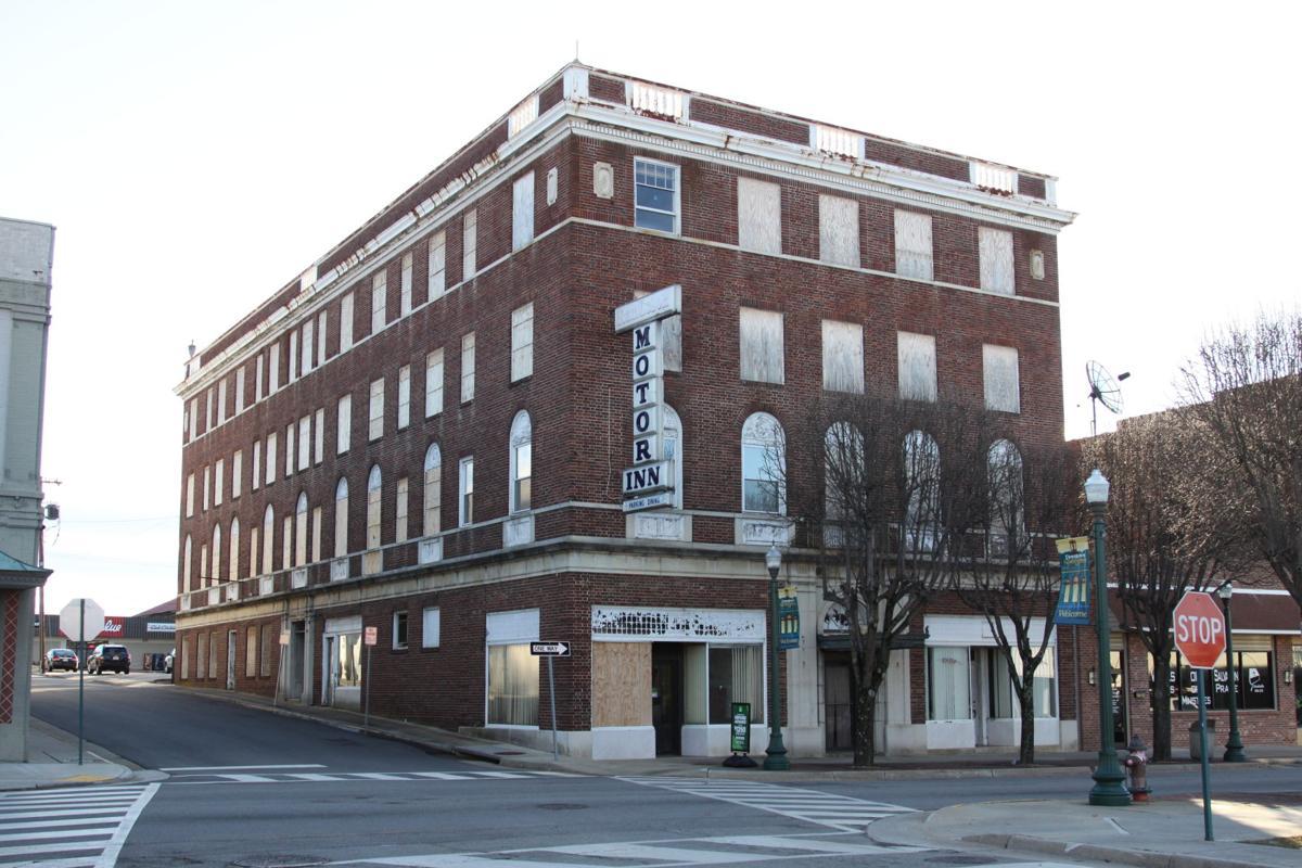Former John Randolph Hotel
