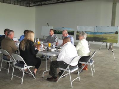 IDA meets at Southern Virginia Advanced Manufacturing Center