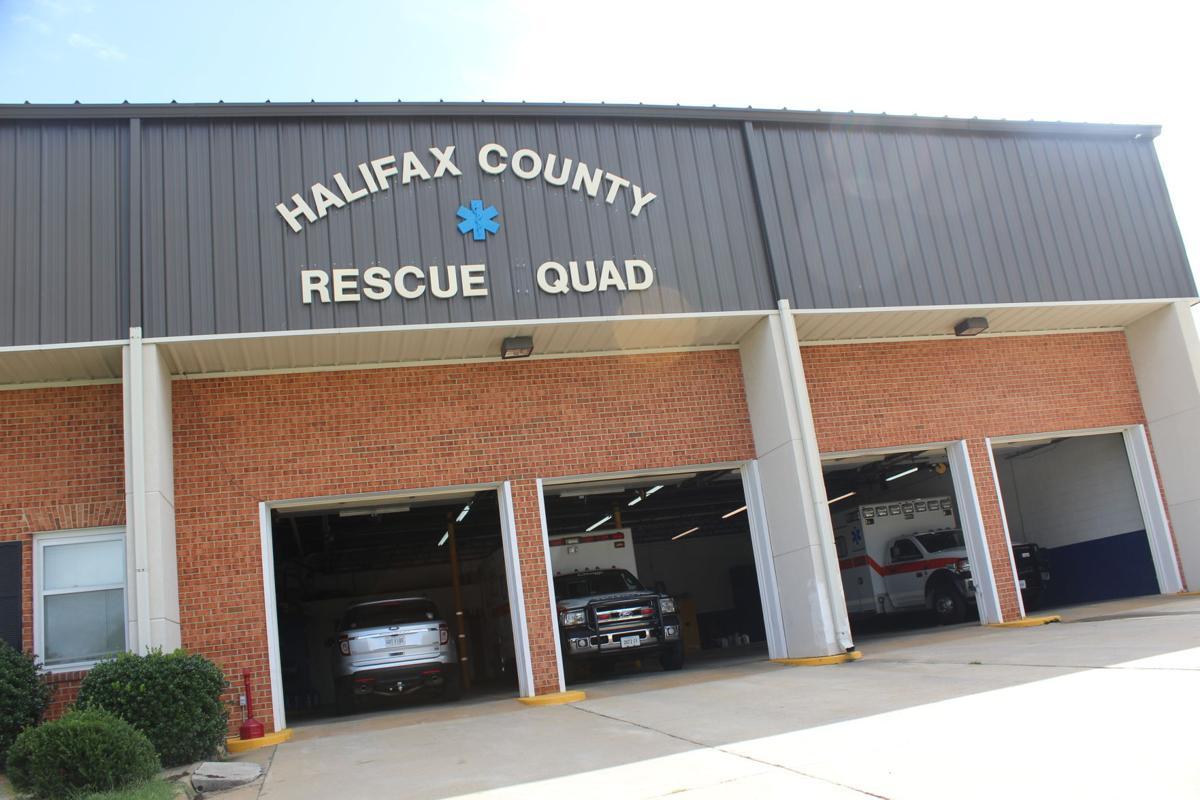 Rescue squad building