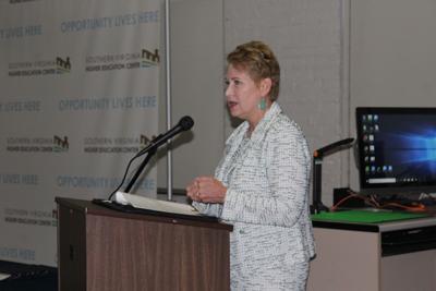 Dr. Betty Adams