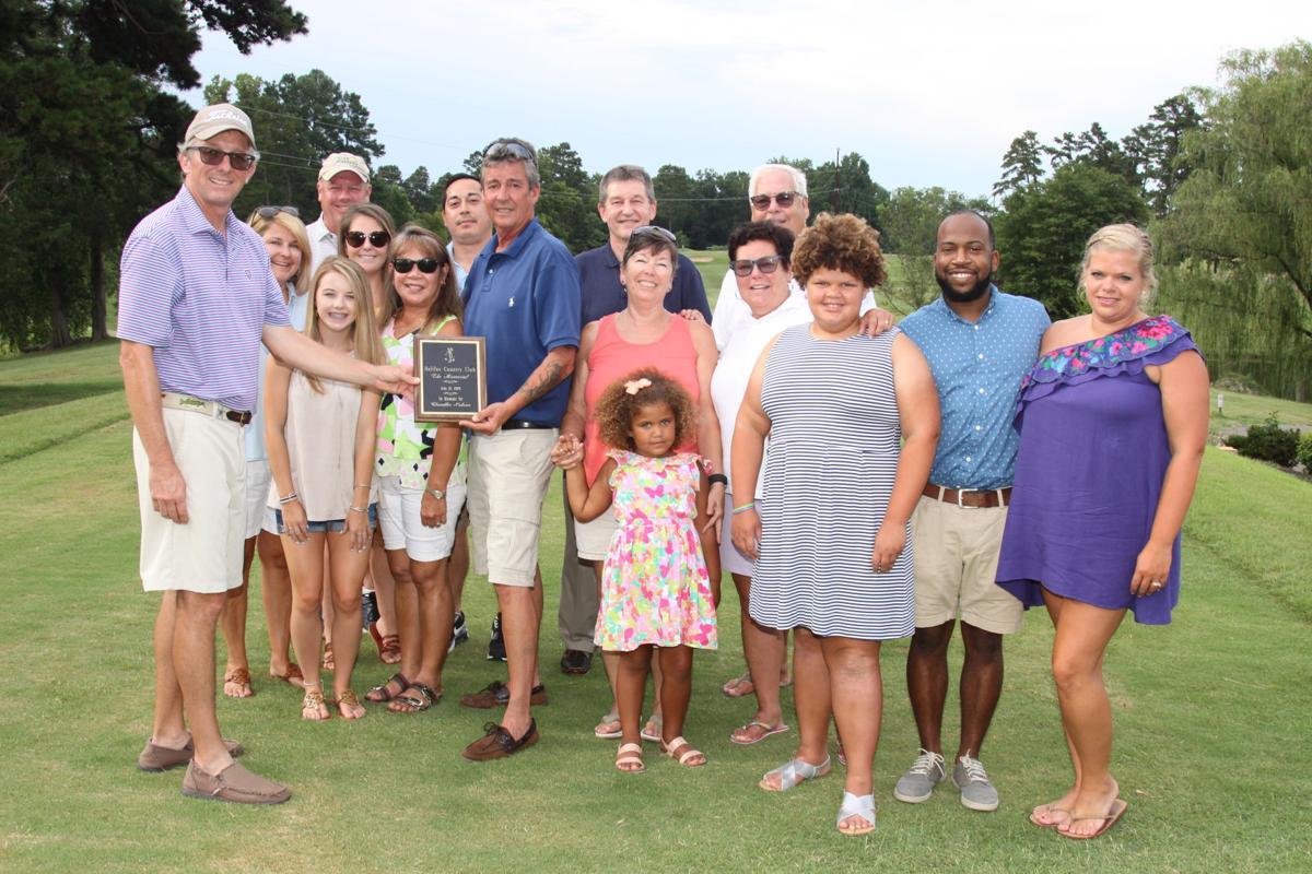 Memorial family