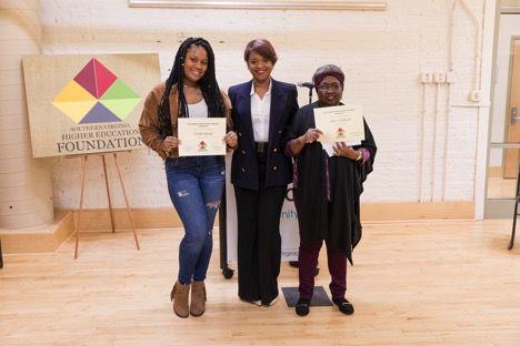 Leggett Scholarship Recipients