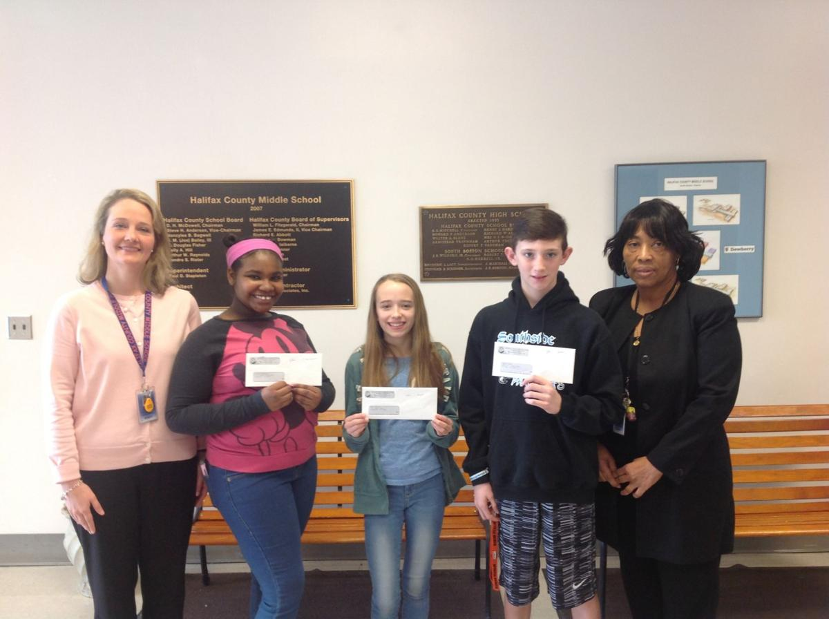 Halifax County Middle School announces honor roll