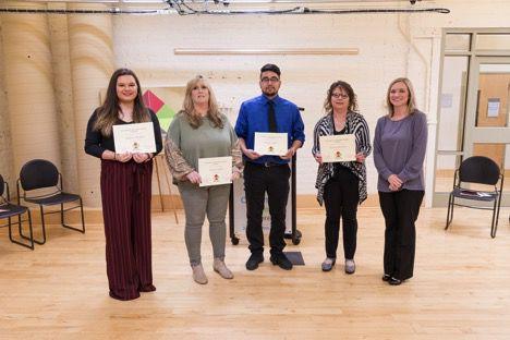 SVHEF Scholarship Recipients