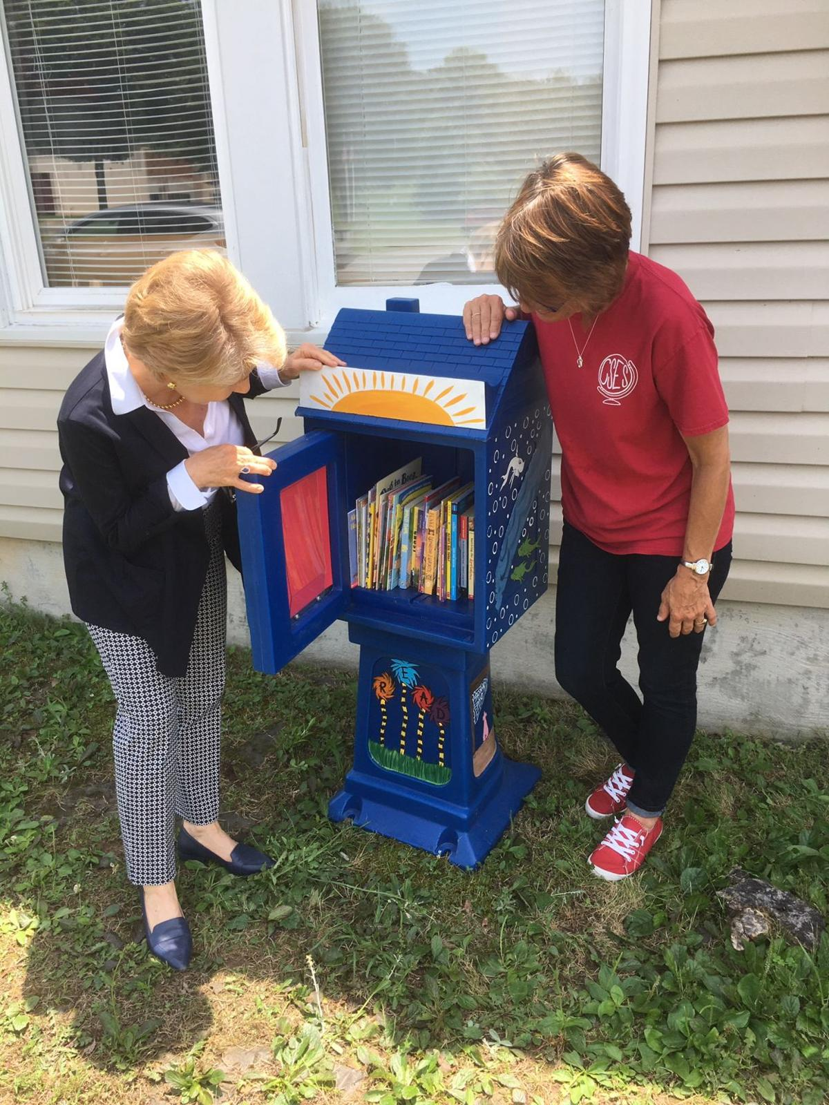 Little Free Library-Felton and Ferguson