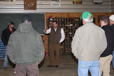 Congressman hears concerns of Halifax County tobacco farmers