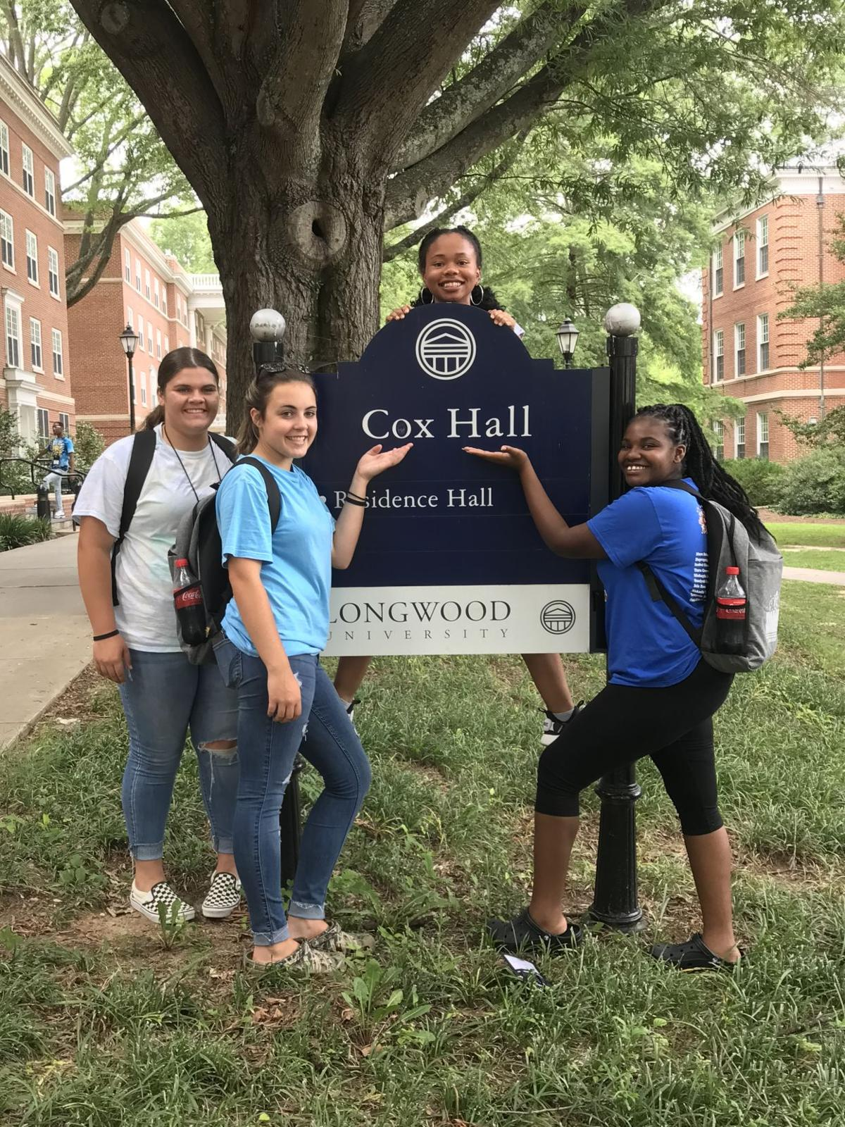 Comets care students stay in Cox Hall during YADAPP Conference.JPG