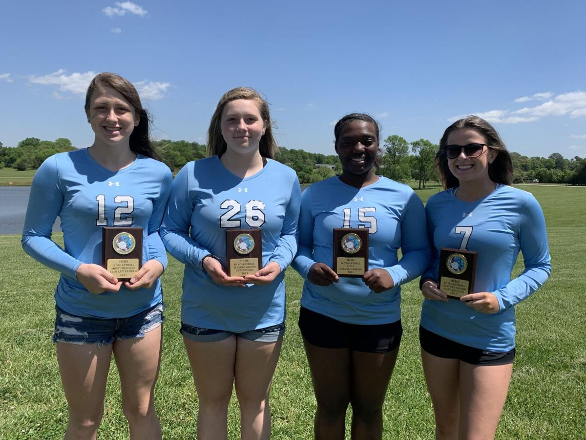Jayvee volleyball awards
