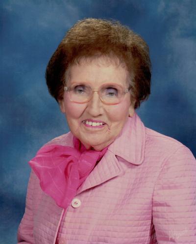 Virginia Ann Miller Garmon
