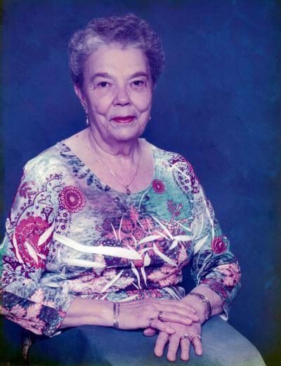 Ruby Irene Wilborn