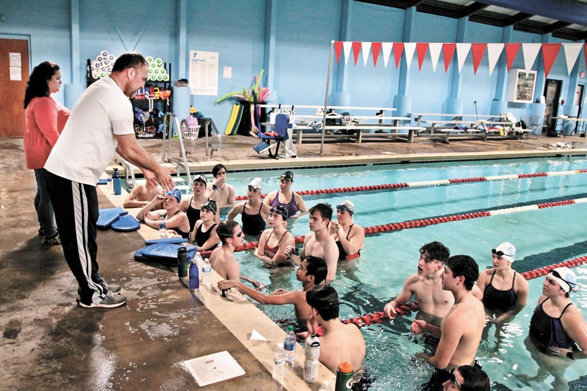 Comets swim teams gearing up for season | Prep Sports | yourgv.com