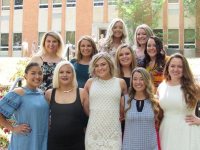 Danville Community College dental hygiene grad recognized