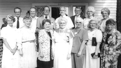 C. H. Friend Class of 1941