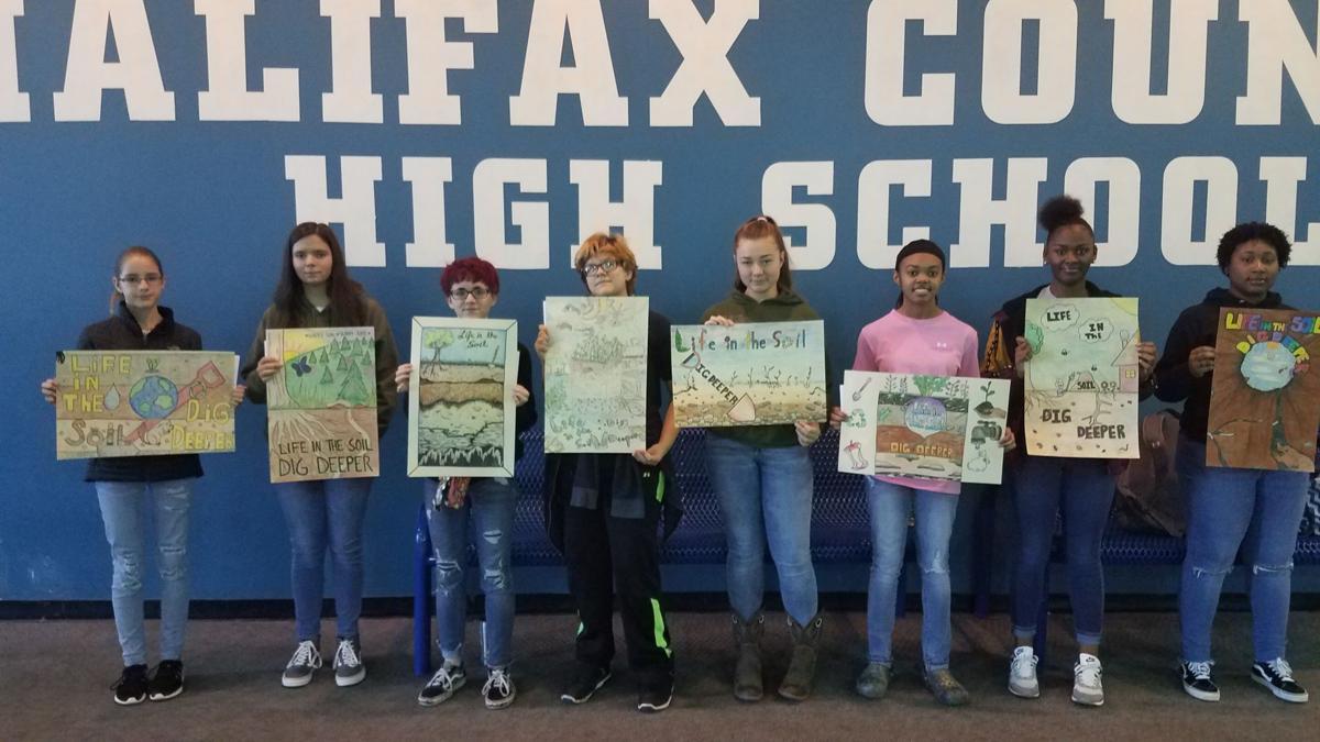 High School Poster Winners