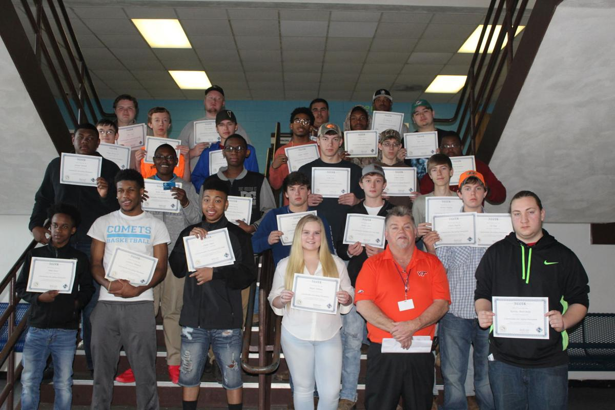 Nccer Certifications Earned Education Yourgv