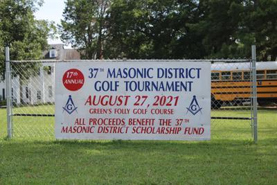 37th Masonic District golf tournament